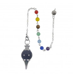 Sephoroton pendule in Blue Sunstone