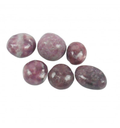 Lepidolite - Rolled stones 25/35g