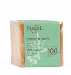 Real soap of Aleppo to the olive oil, made in Aleppo. Sale online.