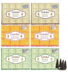 Incense cones Goloka cheap