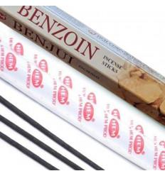 Encens Benjoin (Benzoin). Lot de 100 bâtonnets marque HEM