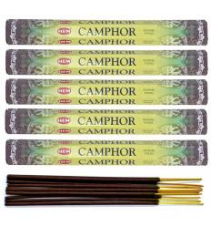 Incenso E Canfora. Lotto di 100 bastoncini marca HEM