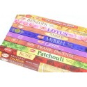 """Assortment of incense Bouquet - """"Top 10"""". Lot of 80 sticks brand HEM."""